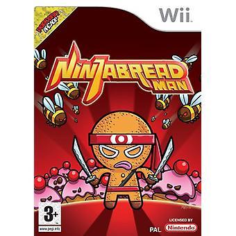 Ninja Bread Man (Wii)