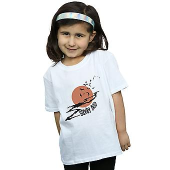 Scooby Doo Girls Spooky Moon T-Shirt