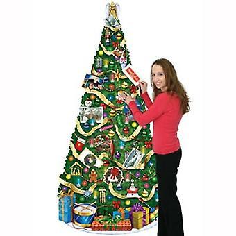 Árbol de Navidad articulado 6ft