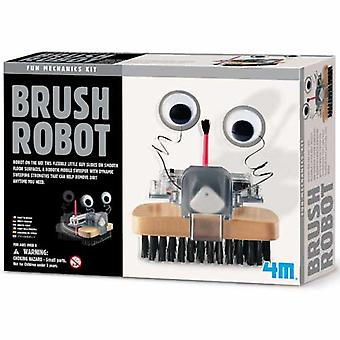 Great Gizmos brosse Robot Fun Mechanics Kit