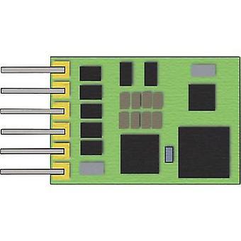 MiniTrix T66841 Locomotive decoder w/o cable, incl. connector
