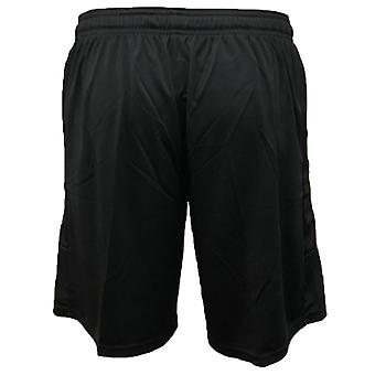 2018-2019 Sporting Lisbon Macron Poly Shorts (Black)