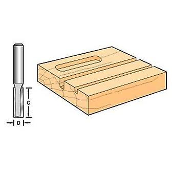 Flauto di tendenza C007 carburo di tungsteno X 1/4 due 6.3 mm