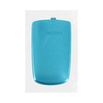Samsung R430 MyShot Standard Battery Door - Aqua Blue