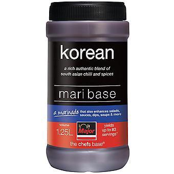 Major Gluten freie koreanische Mari Base