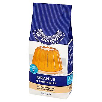 McDougalls vegetarische Orange Jelly Kristalle