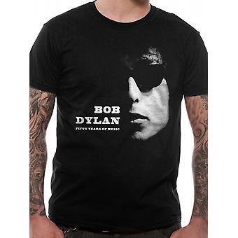 Bob Dylan-Fifty Years T-shirt