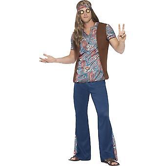 Orion de Hippie kostuum, grote