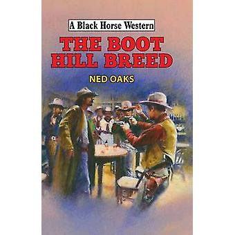 The Boot Hill Breed by Ned Oaks - 9780719820977 Book