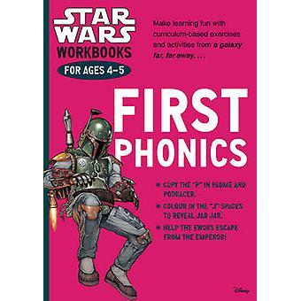 Star Wars-Arbeitsmappen - erste Phonics - im Alter von 4-5-4-5 Jahre von Scholastic