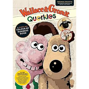 Wallace & Gromit Querkles by Thomas Pavitte - 9781781573907 Book