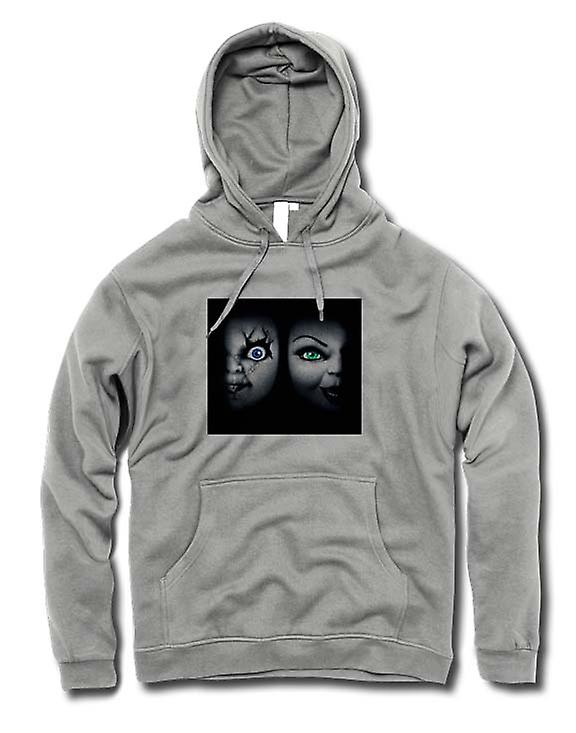 Mens Hoodie - Chucky - Horror - Movie