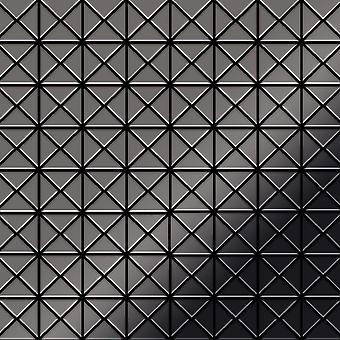 Metal mosaik Titanium LEGERING Deco-Ti-SM