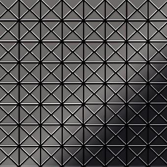 Metal mosaic Titanium ALLOY Deco-Ti-SM