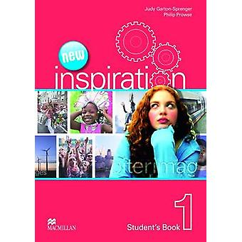 Nova edição inspiração nível 1 - livro do aluno por Philip Prowse - Ju