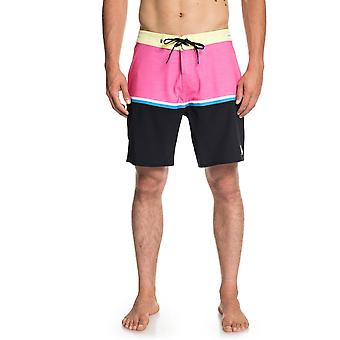 Quiksilver Highline Division 18 Mid Length Boardshorts