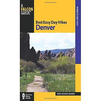 A Falcon Guide Best Easy Day Hikes Denver