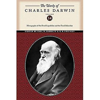Las obras de Charles Darwin, volumen 14: Monografías del Lepadidae fósil y el fósil Balanidae