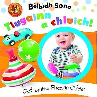 Tiugainn a Chluich!: Ciad Leabhar Fhaclan Cluiche