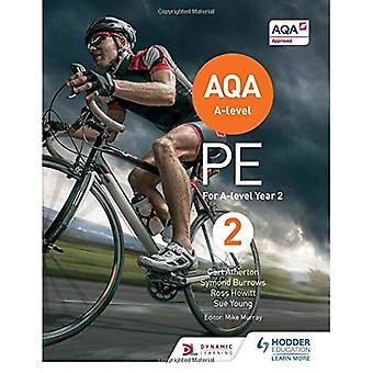 AQA A-level PE Book 2: For A-level year 2
