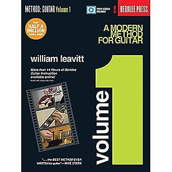 William Leavitt: A Modern Method For Guitar Volume 1 (Method: Guitar)
