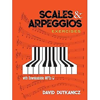 Scales and Arpeggios: Exercises