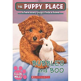Bubbles and Boo (the Puppy� Place #44) (Puppy Place)