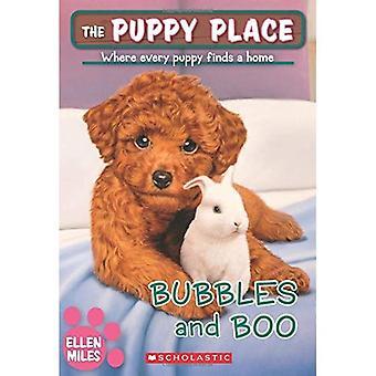 Bubbels en Boo (de Puppy plaats #44) (Puppy plaats)
