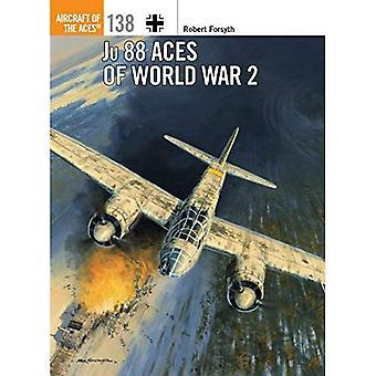 Junkers Ju 88 Aces of World War 2 (avion des ACE)