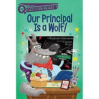 Unser Auftraggeber ist ein Wolf! (Quix)