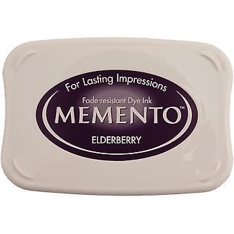 Memento Dye Ink Pad-Elderberry