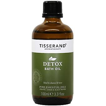 Tisserand Aromatherapy Detox Luxury Bath Oil