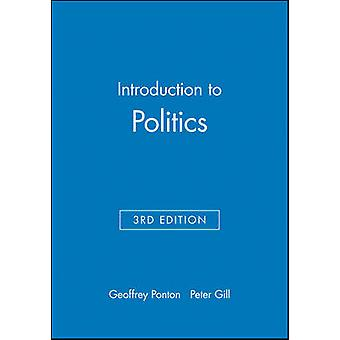 Introduction to Politics by Ponton & Geoffrey