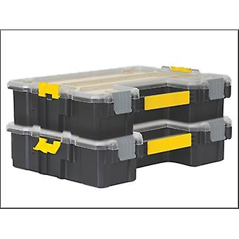Stanley Tools Fatmax Deep Organizer Pro Twin Pack