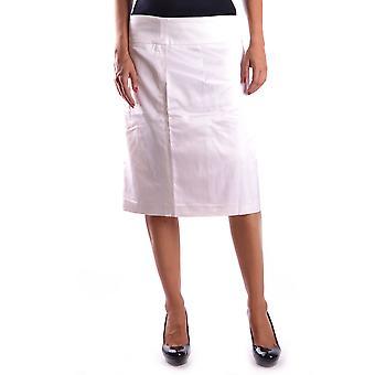 Gianfranco Ferré Beige Cotton Skirt