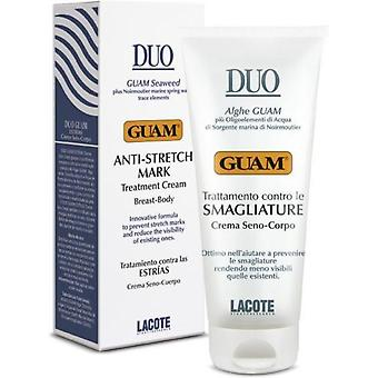 Guam Inthenso Anti Stretch-Mark Treatment Cream Breast & Body