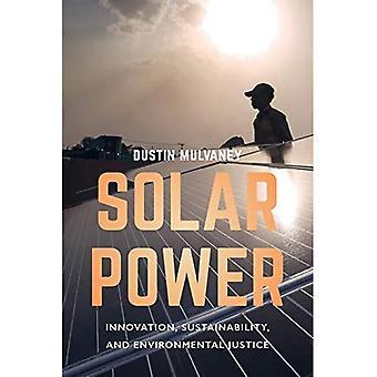 Energia solar: Inovação, sustentabilidade e justiça ambiental