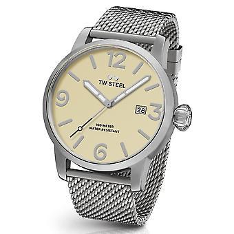 Tw Steel Mb2 Maverick Horloge 48 Mm