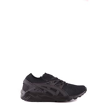 Asics sort stof Sneakers