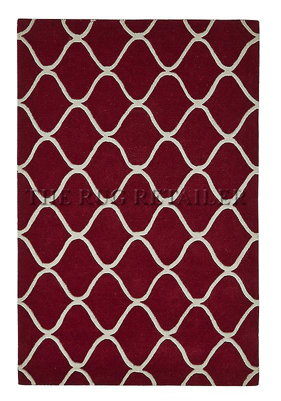 Rugs - Elements - EL-65 Red