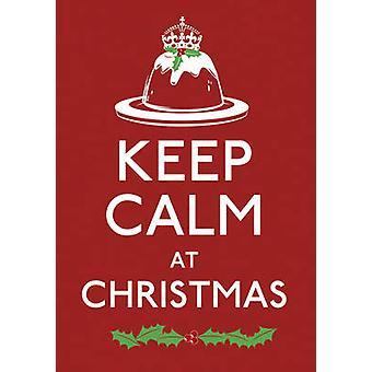 Houd kalm bij Kerstmis-9780091945053 boek