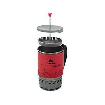 MSR WindBurner 1.0 Ltr Coffee Press Kit