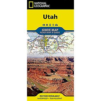 Utah by National Geographic Maps - 9781566957236 Book