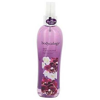 Bodycology Dark Cherry Orchid By Bodycology Fragrance Mist 8 Oz (women) V728-541765
