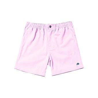 Chino Rugby Shorts - Pink