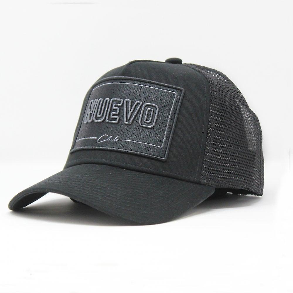 Nuevo Club Mugello Trucker - Black/black