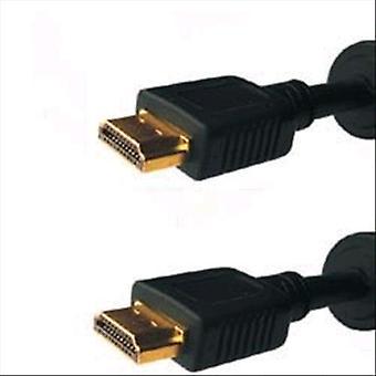 Itb-Lösung hdhd15/c hdmi Kabel 1.3 männlich/männlich vergoldet Kontakte 15 mt