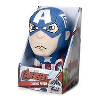 Famosa Marvel Avengers Plys 25 Cm med lyde