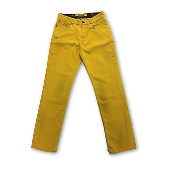 Tailor Vintage cord jeans in yellow