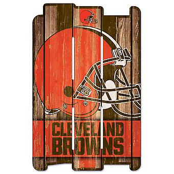Wincraft PLANK Wood Sign Wood Sign - NFL Cleveland Browns